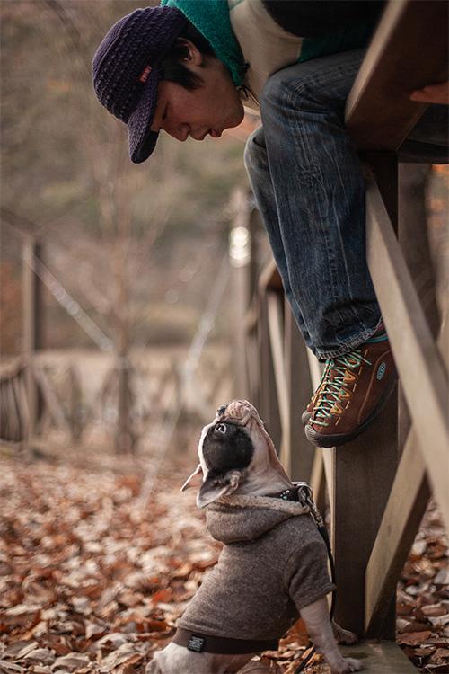 動物たちと暮らす何気ない日常がタカラモノ