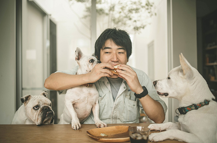 愛犬たちとのかけがえのない日常を残したい