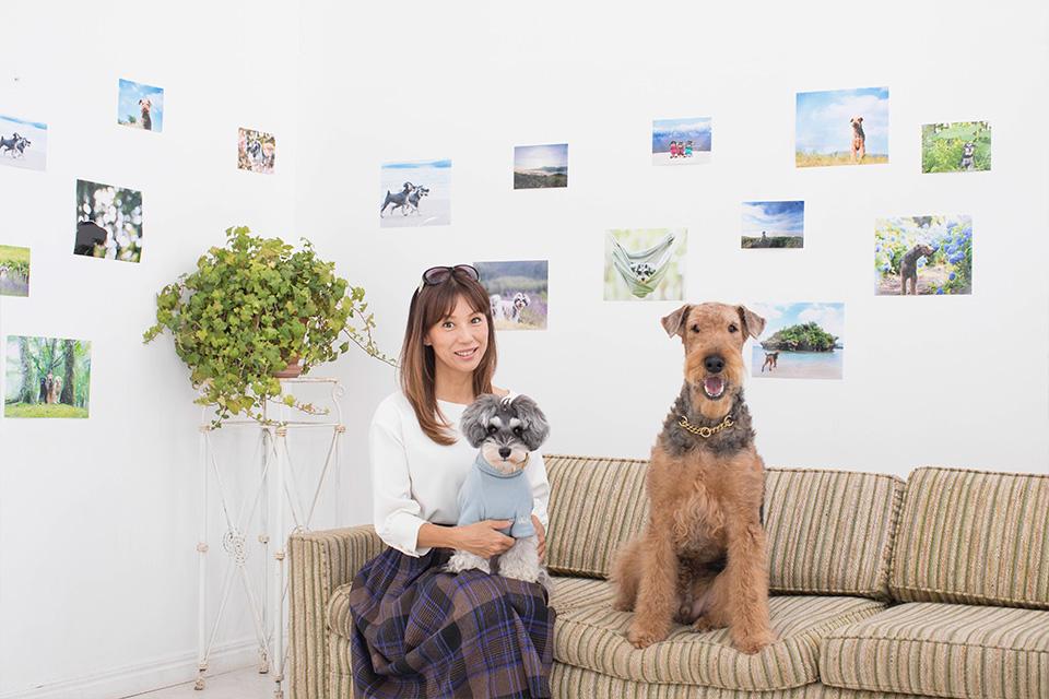 愛犬と過ごす、短いけれど尊い時間 写真はそれを、一生の宝物にしてくれる